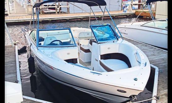 2016 Cobalt 220 Ski Boat Rental In Coeur D'alene