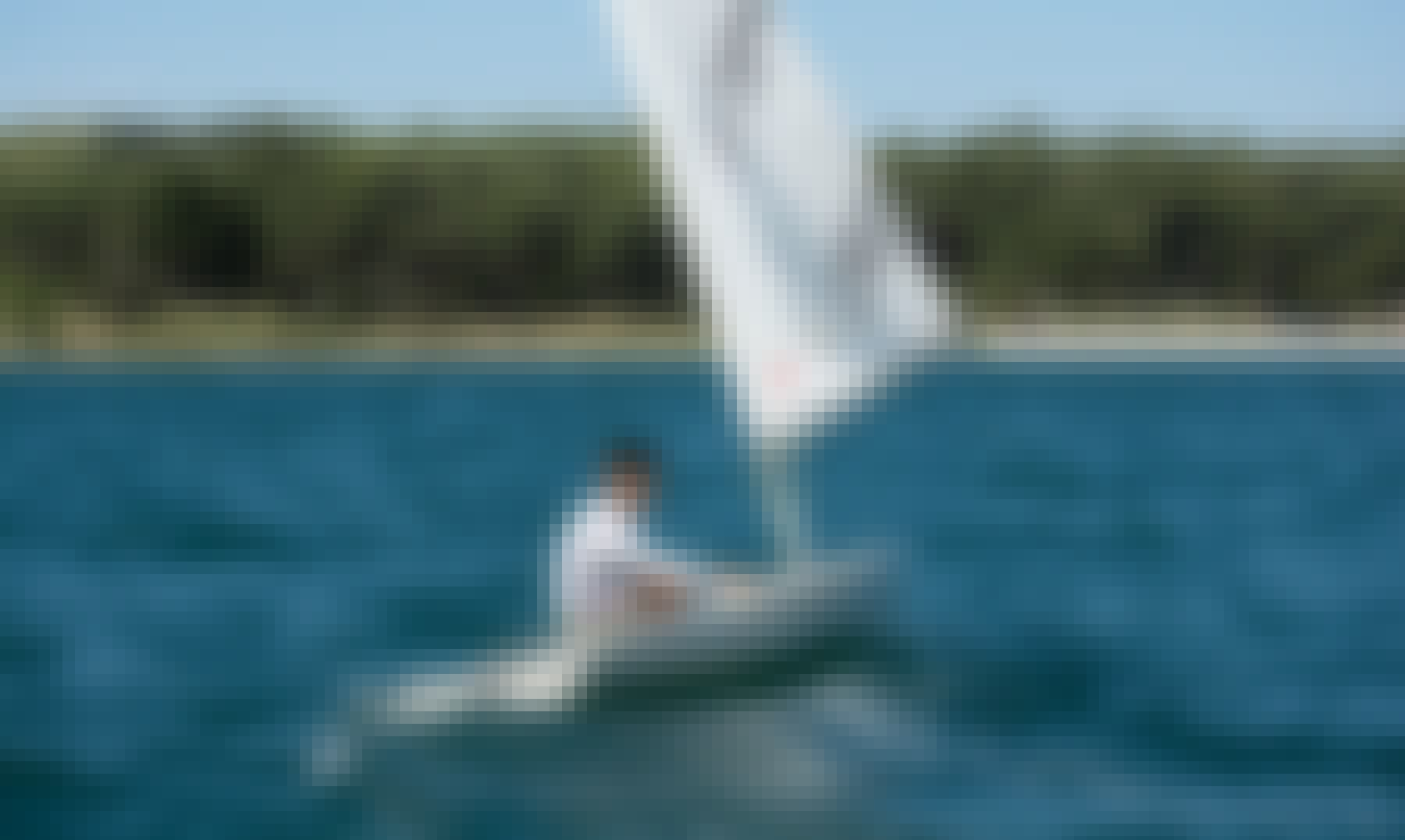 Rent 14' Laser Sailing Dinghy in Medulin, Croatia