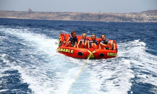 Enjoy Sofa Rides In Il-mellieħa, Malta