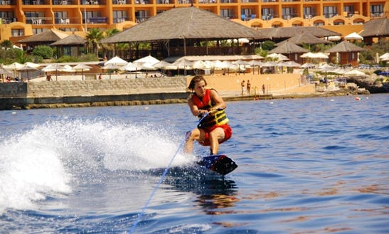 Enjoy Wakeboarding Rentals In Il-mellieħa, Malta