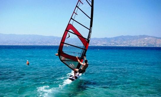 Enjoy Windsurfing Rentals In Il-mellieħa, Malta