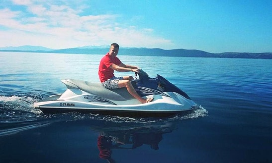 Rent A Jet Ski In Igrane, Croatia