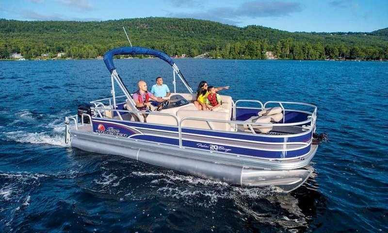 Pontoon Boat Rental In Cypress Texas