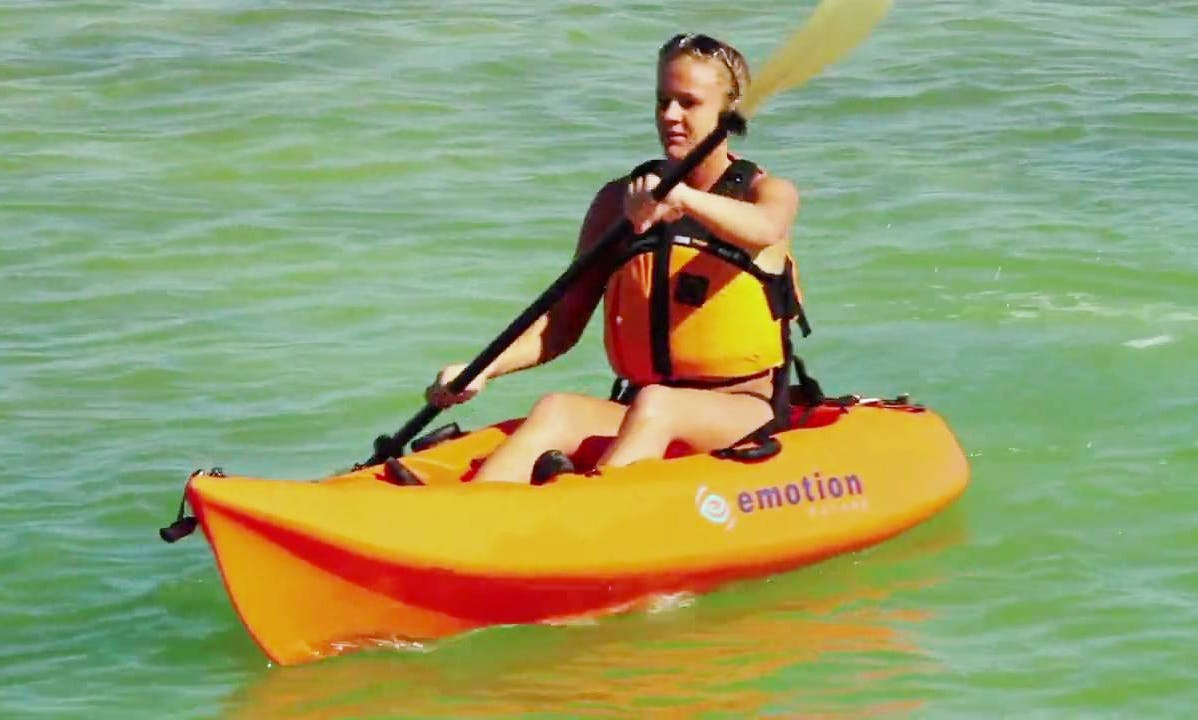 Rent a Single Kayak in San Pawl il-Baħar, Malta