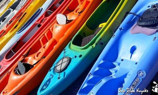 Tandem Kayak Rental In Phoenix, Arizona