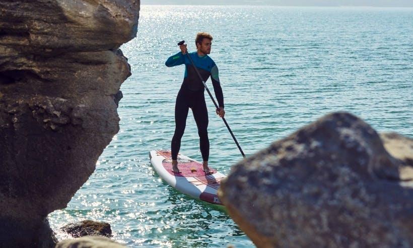 Rent a Stand Up Paddleboard in San Ġiljan, Malta