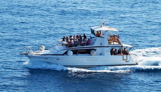 Charter 52' Power Mega Yacht In Dubrovnik, Croatia