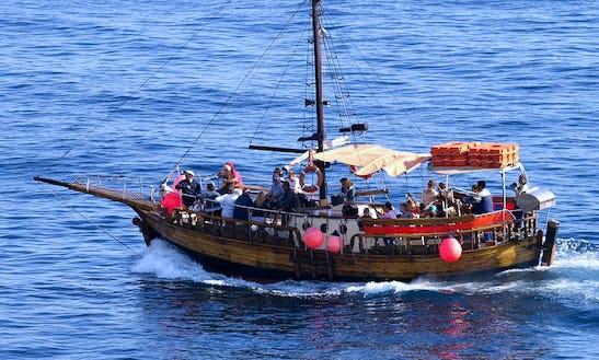 Charter 40' Gullet In Dubrovnik, Croatia