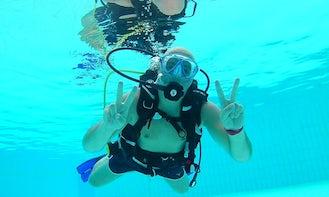 Enjoy Scuba Diving in Druskininkai, Lithuania