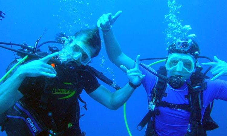 Enjoy Diving Course in Roodepoort, South Africa