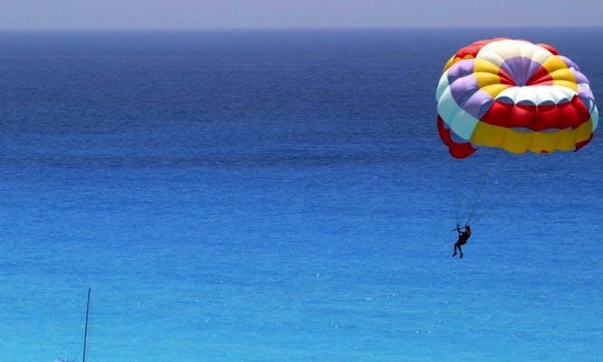 Exhilarating Parasailing Adventure - Requires No Skill in San Ġiljan, Malta