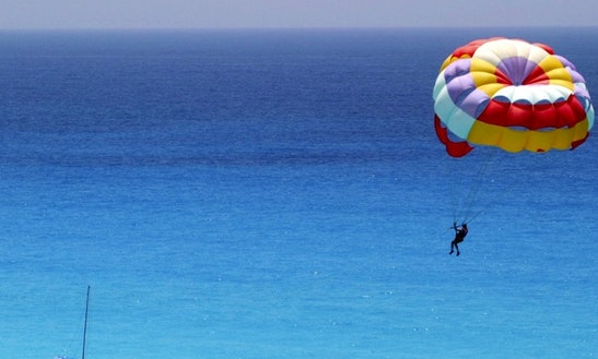 Exhilarating Parasailing Adventure - Requires No Skill In San Ġiljan, Malta