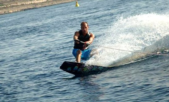Wakeboarding For Beginners And Advanced In San Ġiljan, Malta