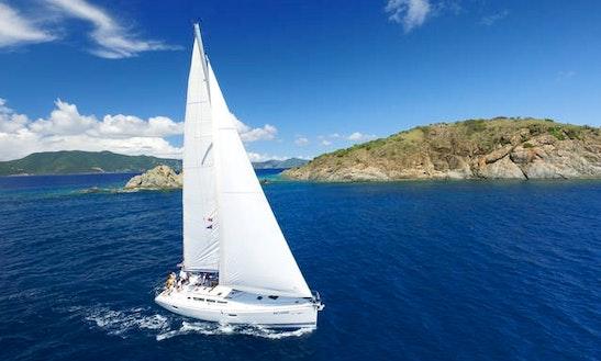 Sailing Charter On 42ft