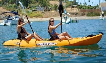 Enjoy Double Kayak Trips in Kavarna, Bulgaria