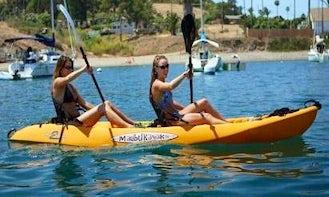 Enjoy Double Kayak Trips in Kavarna, Bulgaria