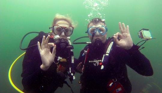 Enjoy Diving Courses In Umkomaas, Kwazulu-natal