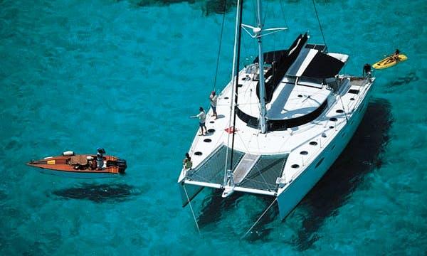 Cruising Catamaran rental in Arzachena