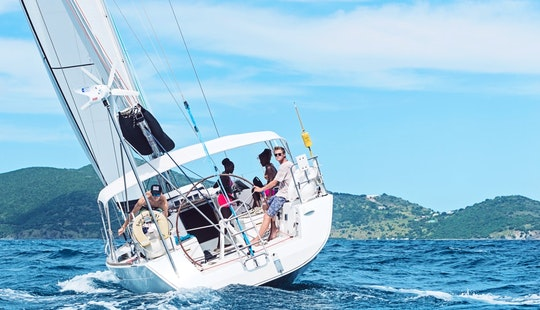 Sailing Lessons In Tortola, British Virgin Islands