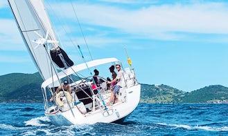 Sailing Lessons in Tortola, British Virgin Islands