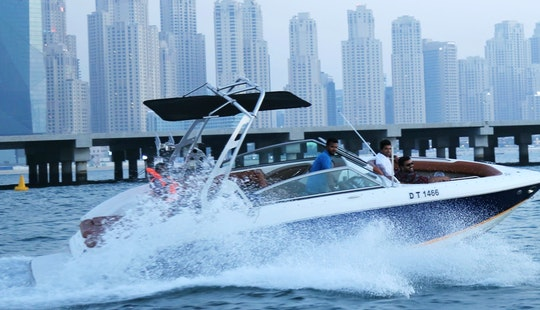 Jet Boat (cobalt 252) For Cruising In Dubai Marina