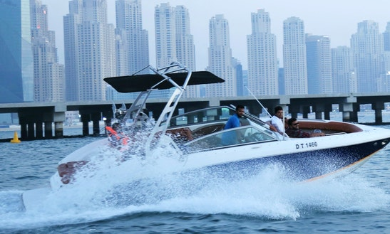 Jet Boat (cobalt 252) For Cruising In Dubai Marina