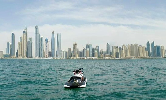 Rent Jet Ski In Dubai Marina, United Arab Emirates