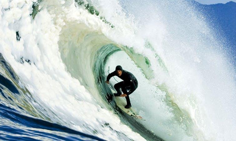Surf Lessons In Tofino, Canada