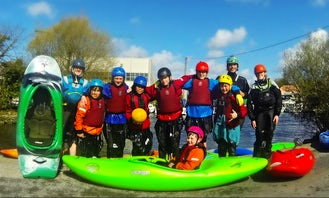 Canoe Trips In Galway, Ireland