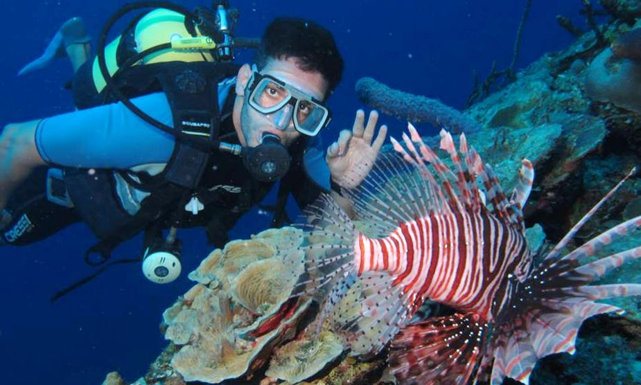 Enjoy Diving In Matanzas, Cuba