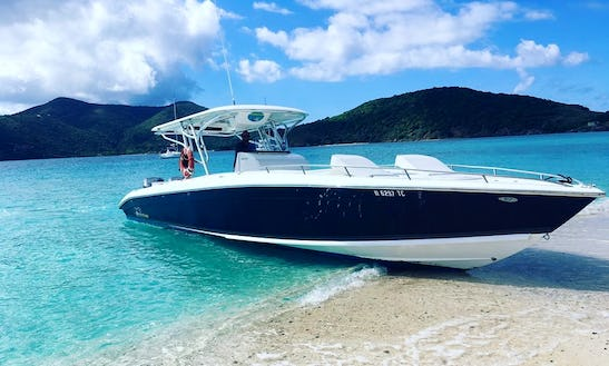 Enjoy Us Virgin Island On 41ft