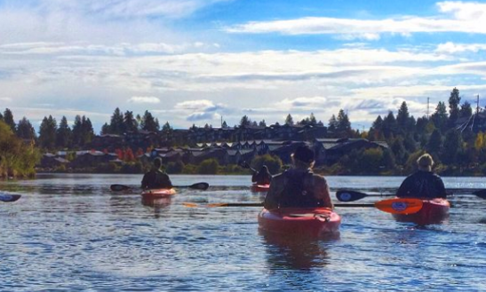 Kayak Rental In Portland, Oregon