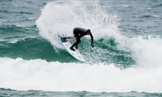 Enjoy Surfing In Portland, Oregon