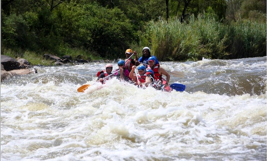 Enjoy White Water Rafting Trips In Free State, South Africa