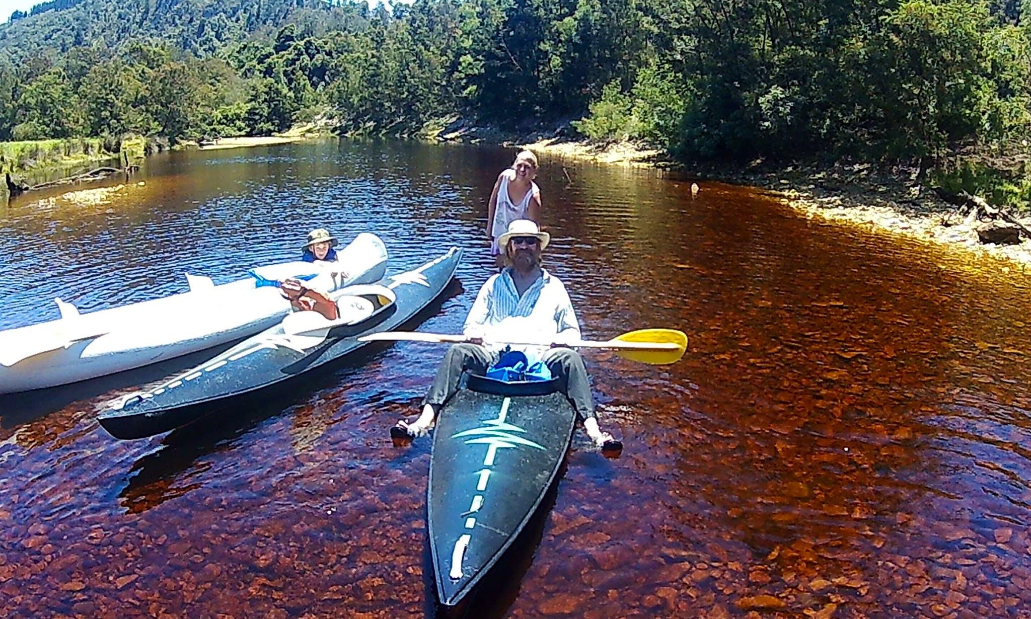 Enjoy Kayak Rentals in Knysna, Western Cape