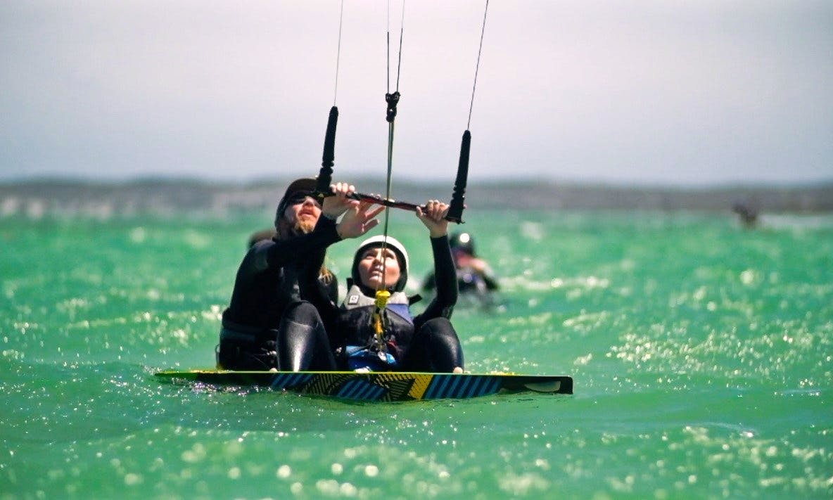 Enjoy Kiteboarding Lessons in Cape Town, Western Cape