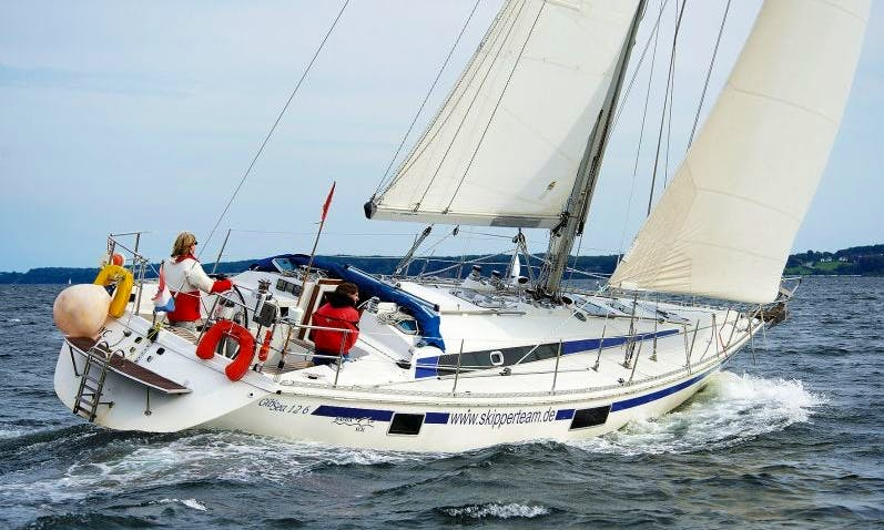 Charter 45' Give Sea 126 Cruising Monohull in Flensburg, Germany