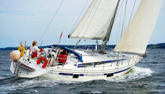 Charter 45' Give Sea 126 Cruising Monohull In Flensburg, Germany