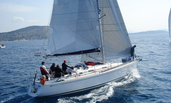 Charter 40' Grand Soleil Cruising Monohull In Monte Di Procida, Italy