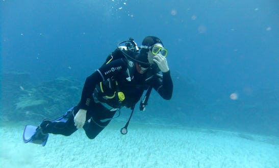 Enjoy Diving In Protaras, Cyprus