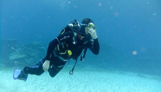 Enjoy Diving In Protaras, Cyprus