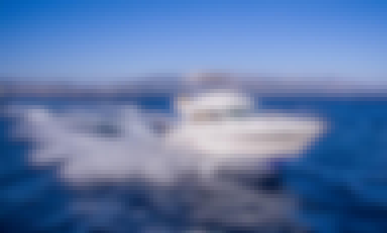 36ft Jeanneau Prestige 36 Fly Motor Yacht Rental In Split, Croatia