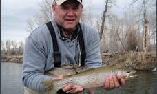 Guided Fishing On Jon Boat In Missoula, Montana