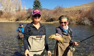 Wade Fishing Trips in Crested Butte, Colorado