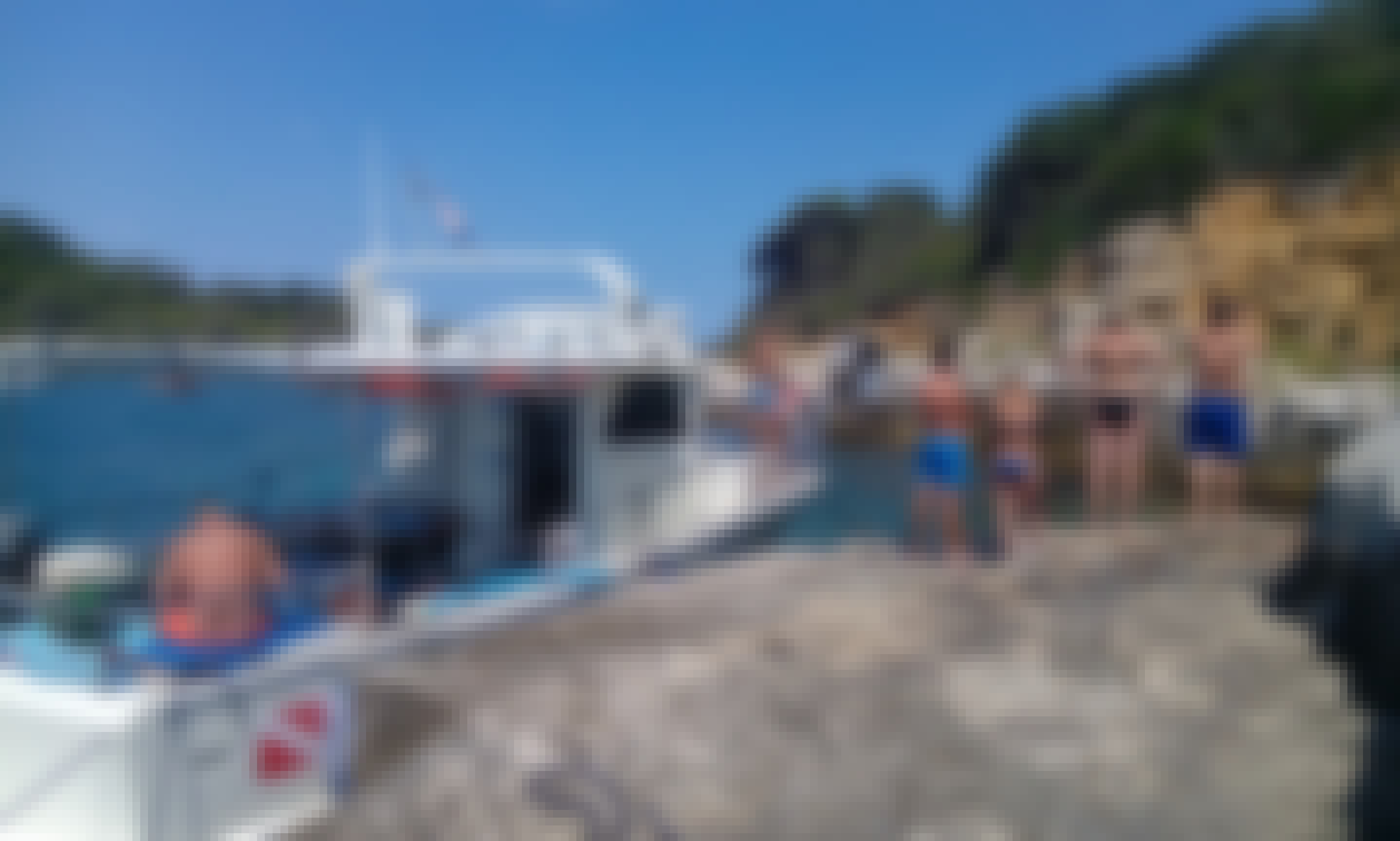 38' Motor Yacht Charter in Vrsar Istarska, Croatia