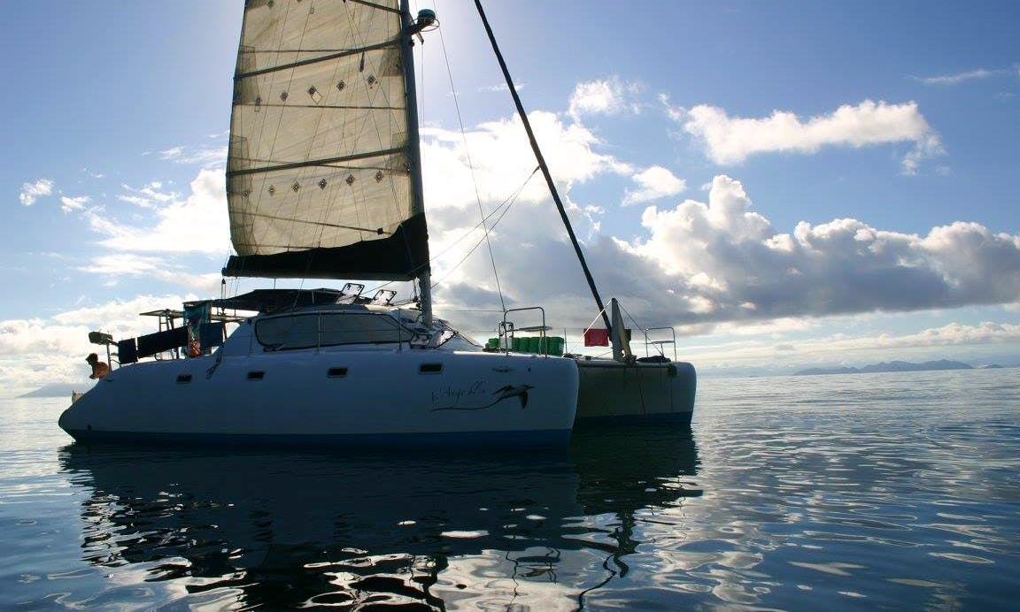 Charter a Cruising Catamaran in Fianarantsoa Province, Madagascar