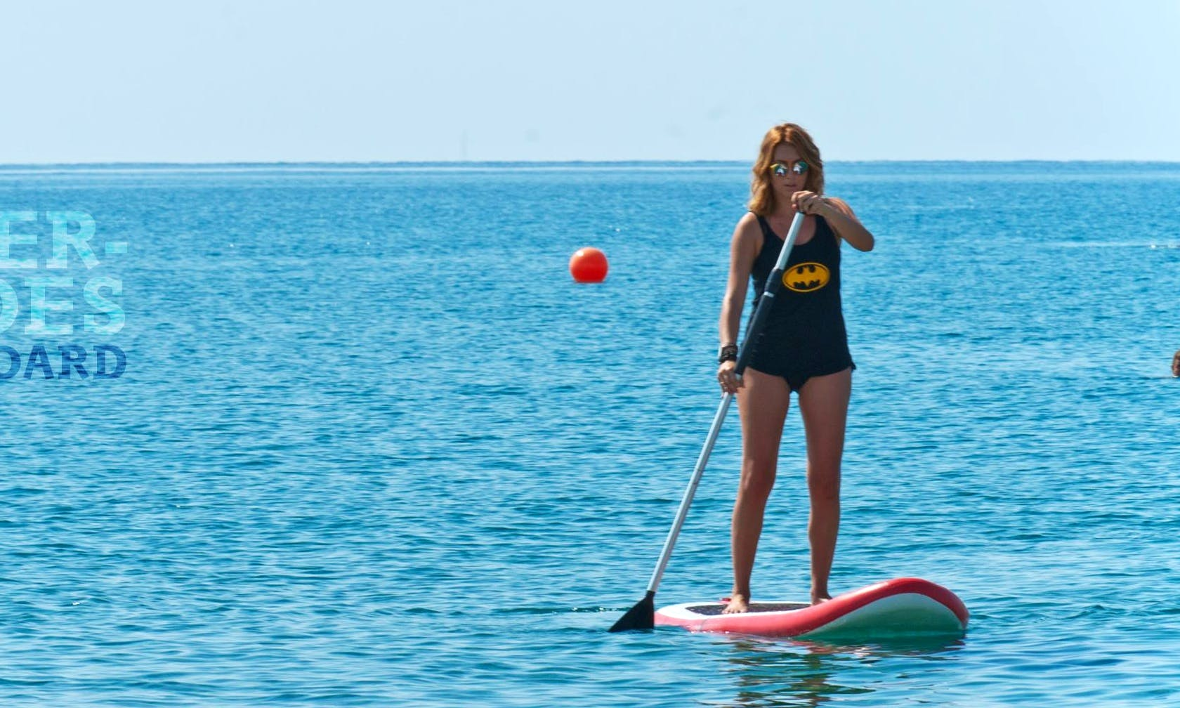 Exciting Stand Up Paddleboarding Adventure In Oroklini, Larnaca