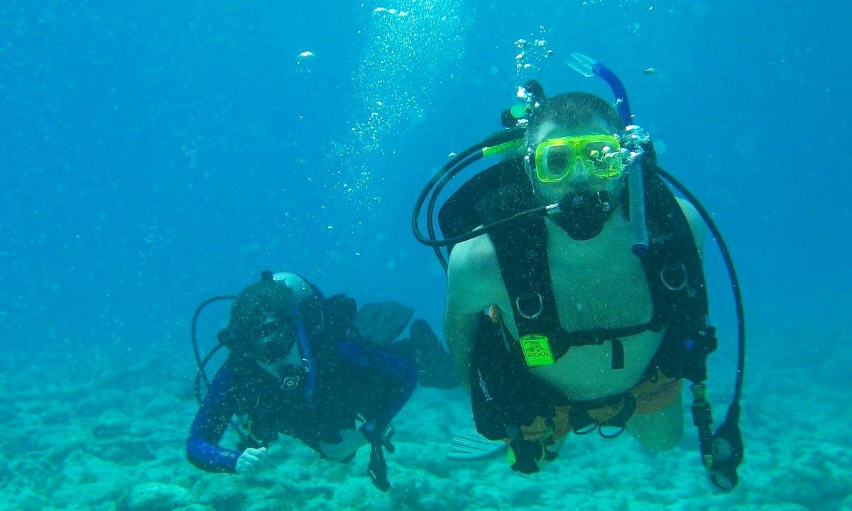 Enjoy Diving Lessons in Port Elizabeth, Eastern Cape