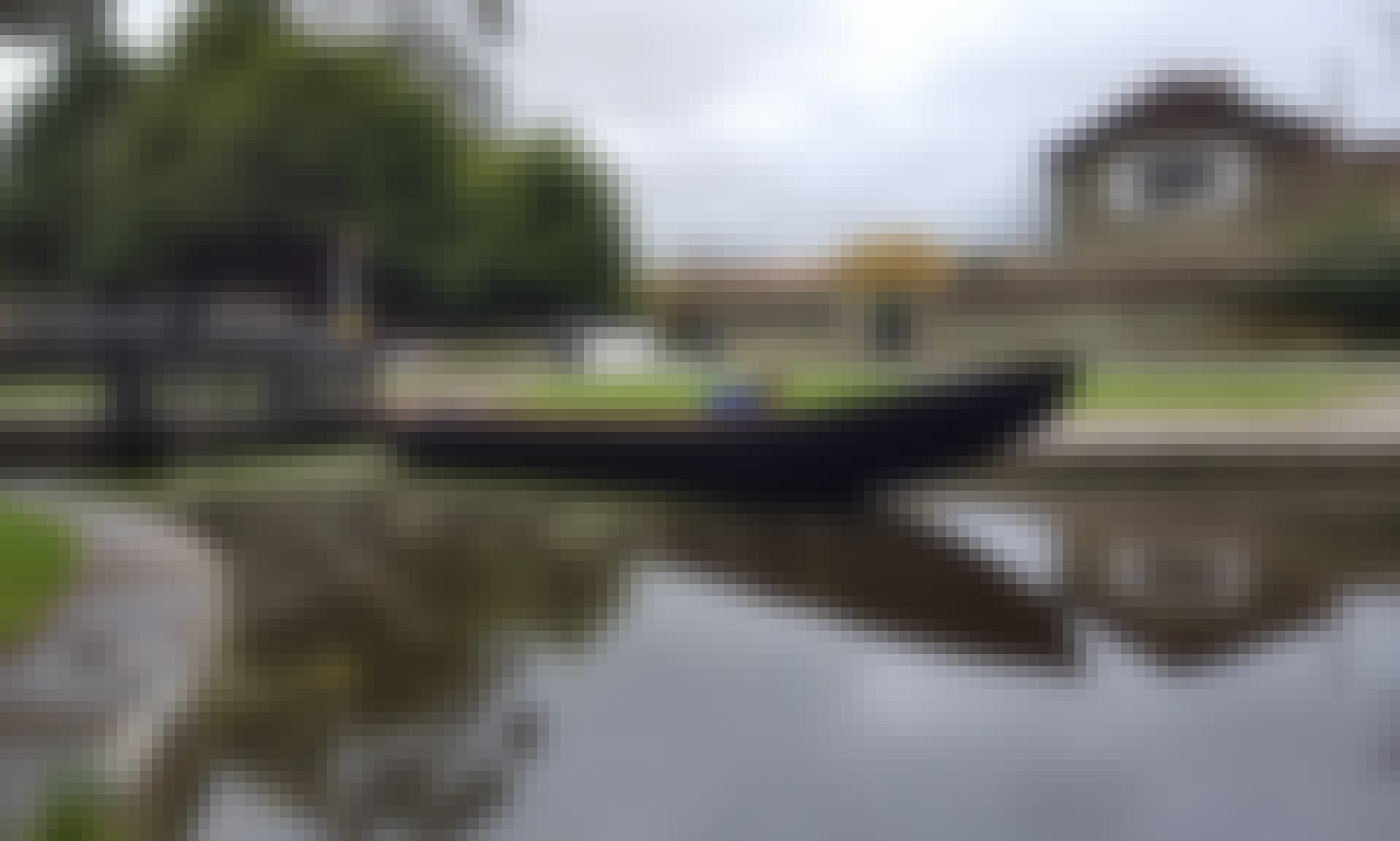 Take a tour in a traditional Irish Currach