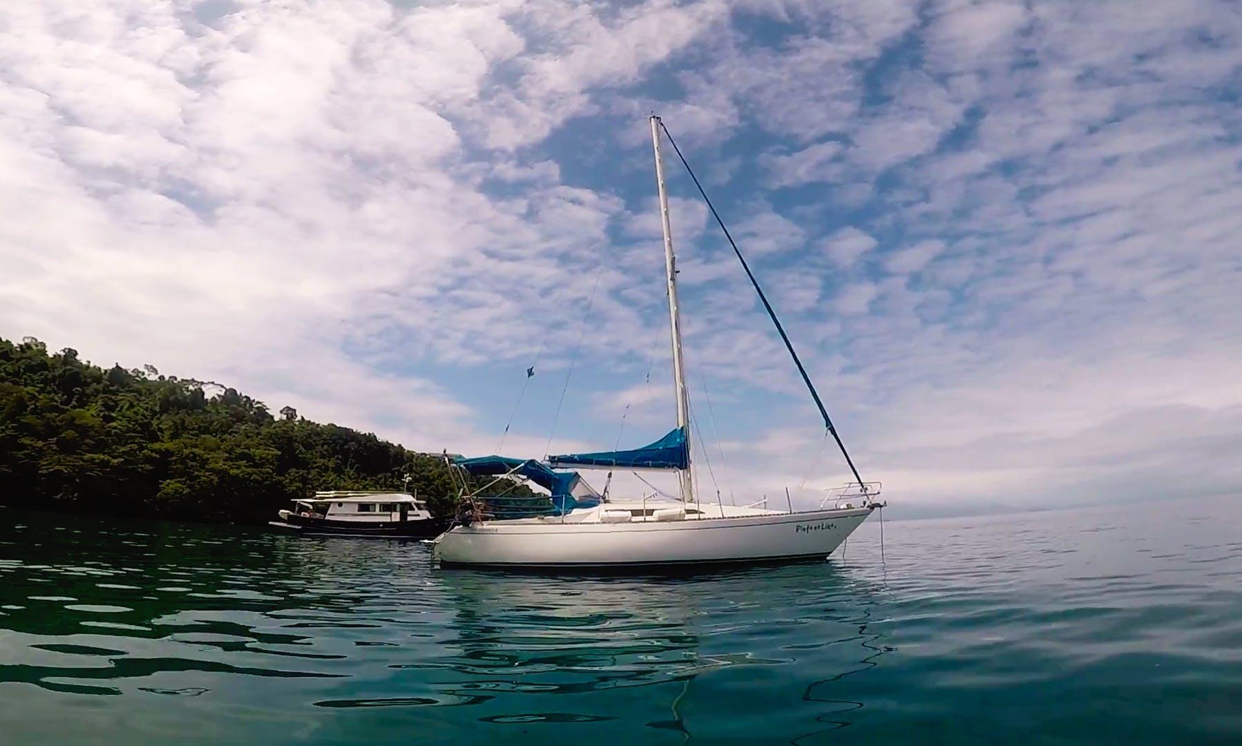 Book this Fantastic Brasília 32 Sailing Yacht in Rio de Janeiro, Brazil